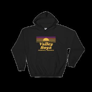 Basic Valley Boyz Hoodie Custom Unisex