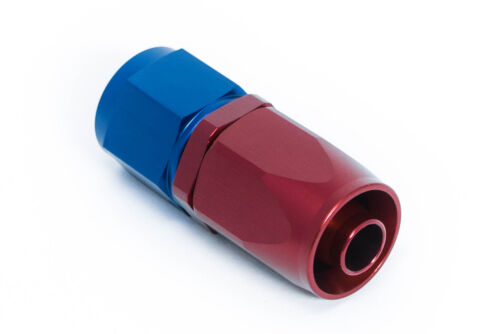 an16 jic16 Alu-raccord dash 16 précisément Bleu-Rouge 1-5//16-12unf