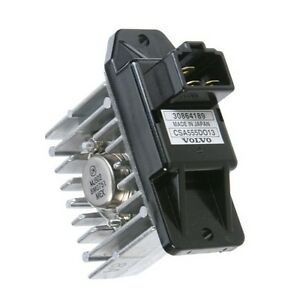 For Volvo S40 Ac Heater Air Fan Blower Speed Control