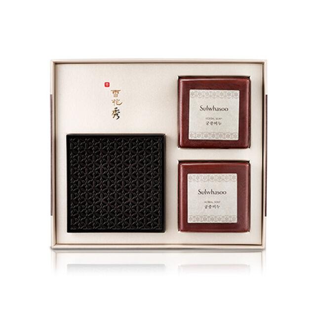 Sulwhasoo Herbal Soap 100g*2 -Cosmetic of Korea