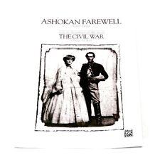 & in Stock - Ashokan Farewell Ken Burns The Civil War- Piano