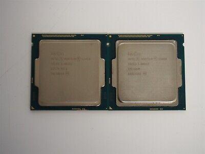 Intel Pentium G3450 3.4GHz 3MB Cache Dual Core Socket 1150 CPU Processor SR1K2