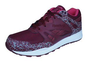 9c12e530838 Image is loading Reebok-Classic-Ventilator-Reflective-Mens-Sneakers-Shoes- Leopard-