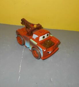 Tow N Go >> Disney Pixar Cars Fisher Price Shake N Go Talking Moving Mater Tow