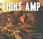 Manners and Praise [Digipak] by Fight Amp (CD, Oct-2009, Translation Loss)