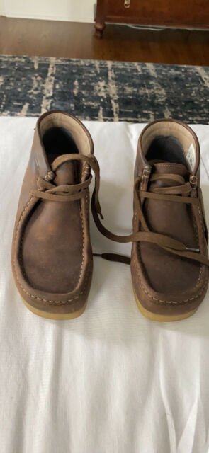 Loafers Shoes 8 M Beeswax Leather