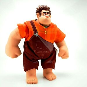 Wreck-It-Ralph-2-Disney-Store-Talking-Action-Figure-Doll-11-034-Tested-and-Works