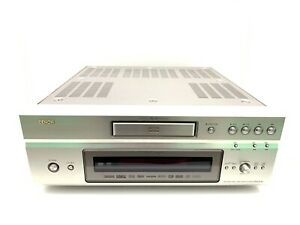 DENON-DVD-A1XV-Compact-Disc-Player-High-End-Vintage-With-20kg-100-Like-New