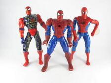 "Marvel Spider-man 10"" Action Figure 1997 Toy Biz Wall Hanging 1994 1995"