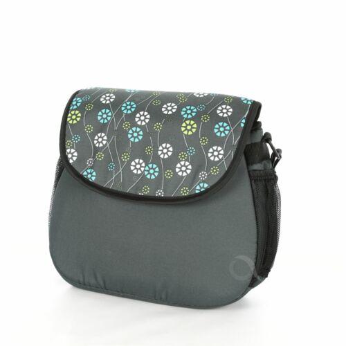 Baby Changing Bag Portable Diaper bag for Stroller Pram charcoal P092
