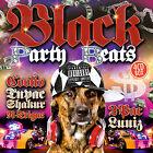 CD Black Party Beats d'Artistes divers 4CDs