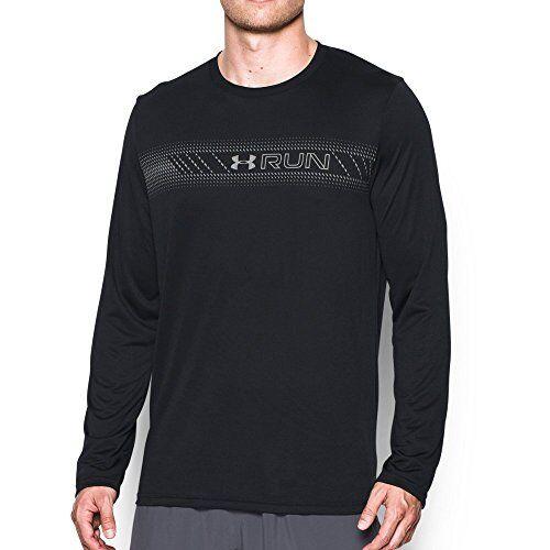 Under Armour Apparel Mens Run Icon T-Shirt Pick SZ//Color.