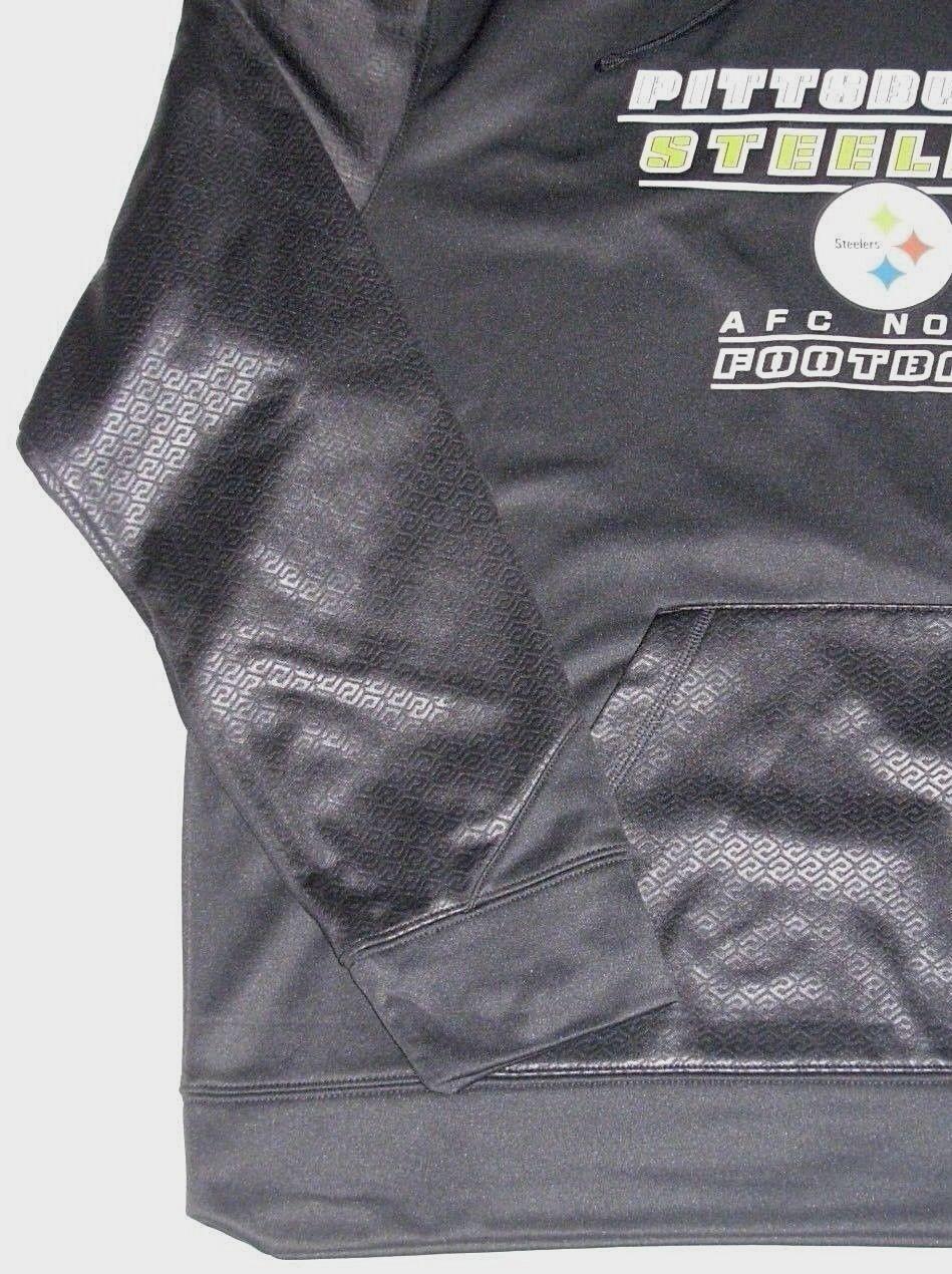 Pittsburgh Pittsburgh Pittsburgh Steelers NFL Kapuze Herren Größe M L XL oder 3XL Neu W   Tag 6c80f6