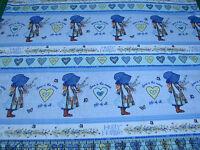 1 Yard Quilt Cotton Fabric - Spectrix Holly Hobby Cotton Friendship Stripe