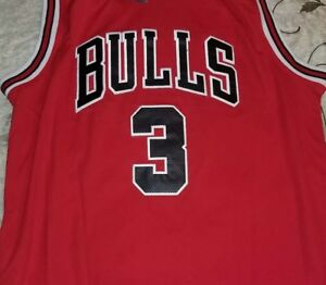 Image is loading Dwyane-Wade-Chicago-Bulls-Jersey-Size-XL-NWT- 13c630767