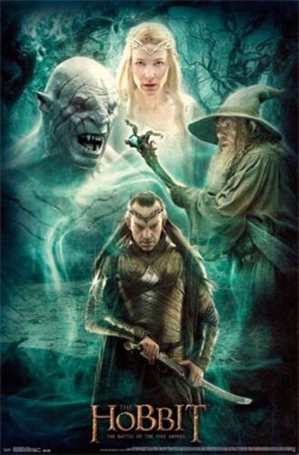 The Hobbit The Battle Of The Five Armies 192 Poster