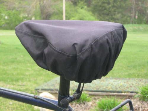 4 Seasons Brand Waterproof Travel Bike Seat Cover Fits  Standard Size Seats