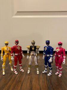 Mighty Morphin Power Rangers The Movie Figures (Bandai)
