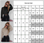 Womens-Chunky-Knitted-Sweater-Cropped-Tops-Pullover-High-Neck-Long-Sleeve-Jumper thumbnail 3