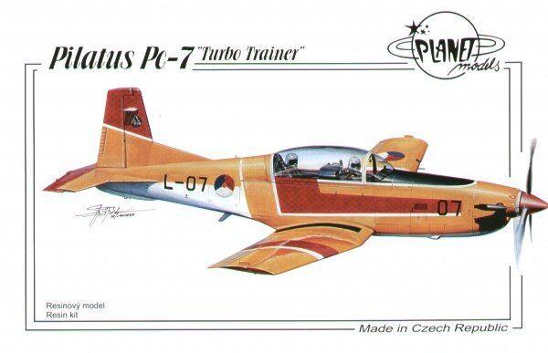 Planet 1 72 Pilatus Pc-7 Turbo Trainer
