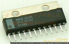 NEC UPC1270H ZIP-12 BIPOLAR ANALOG INTEGRATED CIRCUIT