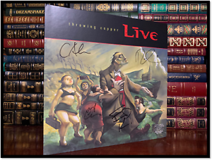 Throwing Copper ✎SIGNED♫ by LIVE ED+ New LP & CD Deluxe 25th Anniversary Box Set