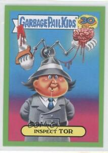 2015-Garbage-Pail-Kids-30th-Anniversary-039-80s-Spoof-Retail-Green-Inspect-Tor-0a1