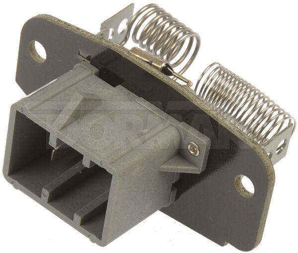 New Dorman Blower Motor Resistor For Ford E-350 E-450 Super Duty 03-16