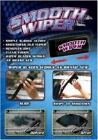 Smooth Wiper Blades Works As Brand