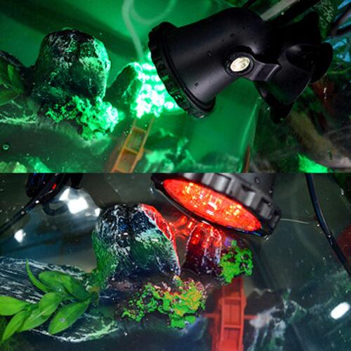 36LED RGB Unterwasser Poolbrunnen Teich Teichscheinwerfern IP68+IR-Fernbedienung