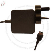 45W USB Type-C USB-C Power Adapter Charger for ThinkPad X1 tablet Yoga5 pro UKDC