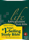 NLT Life Application Study Bible by Tyndale House Publishers (Hardback, 2004)