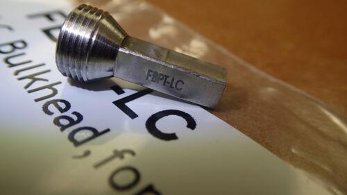 JDSU    FBPT-LC  Standard Bulkhead Tip LC      NEW /& UNUSED