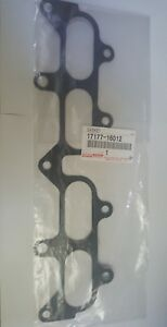 Details about Genuine Toyota 4AGE 1 6 16v inlet manifold gasket - big port  MR2 , Corolla AE86