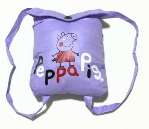 Kids Boys Girls Peppa Pig Winter Hooded Jacket School Coat Size 2-3-4-5-6-7Year