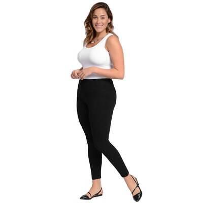Lysse Womens Denim Tight Ankle Legging Pants