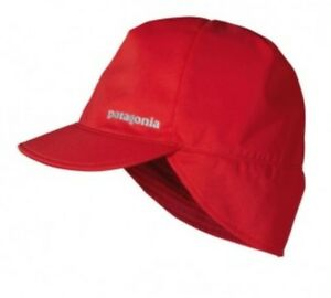 00420645a86df Patagonia Wind Shield Beanie Red In Color Size S M New With tags ...