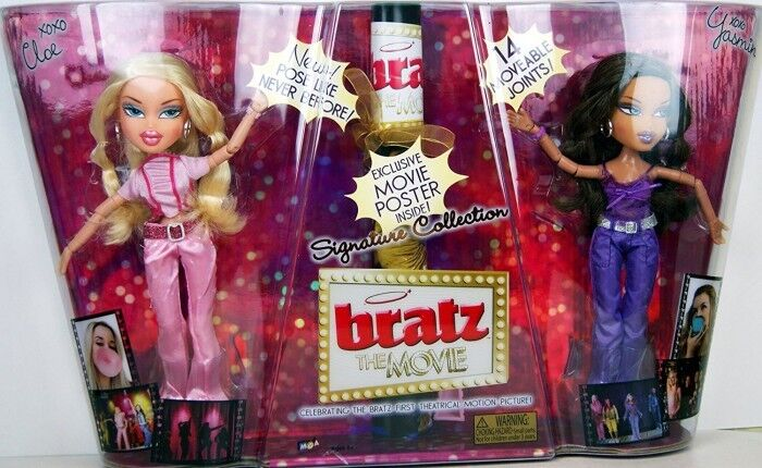 Bratz The Movie  Signature Collection Cloe & Yasmin   Exclusive Movie Poster ...