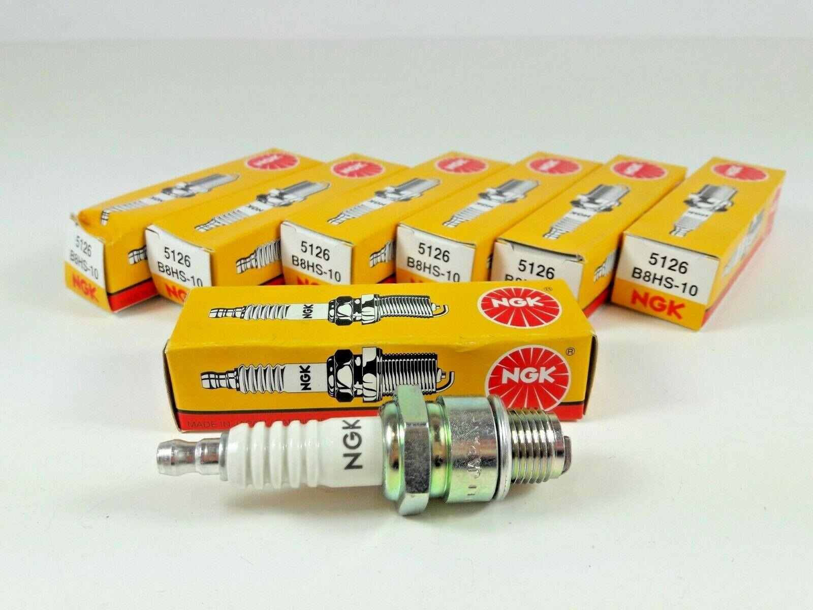5510 10 Pack-CANDELA NGK NGK Spark Plug B8HS