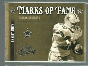 2004-Absolute-Memorabilia-Marks-of-Fame-MOF11-Emmitt-Smith-0559-1000-ref-82444