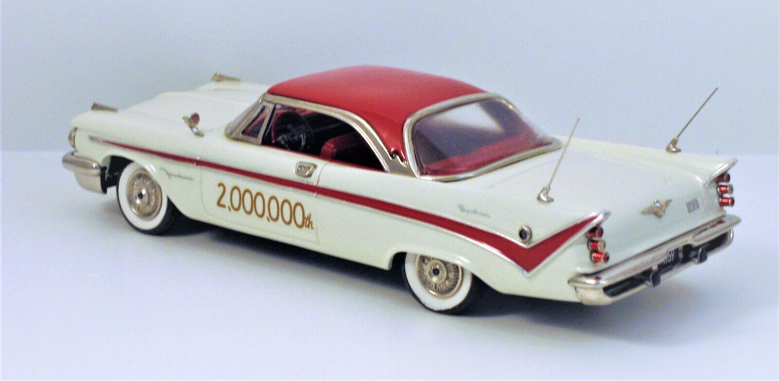 WMC 1959 DE SOTO FIrödOME HT -2,000,000th DE SOTO
