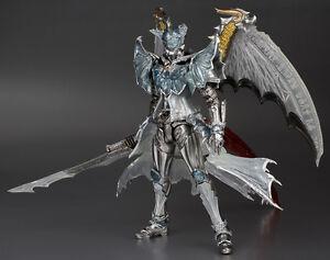 Rare-Bandai-SIC-Chogokin-Masked-Kamen-Rider-Wizard-Infinity-Style-Action-Figure