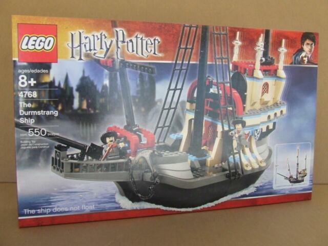 Lego Harry Potter Goblet Of Fire The Durmstrang Ship 4768 For Sale Online Ebay Lego harry potter ship/boat complete sets & packs. lego harry potter goblet of fire the durmstrang ship 4768