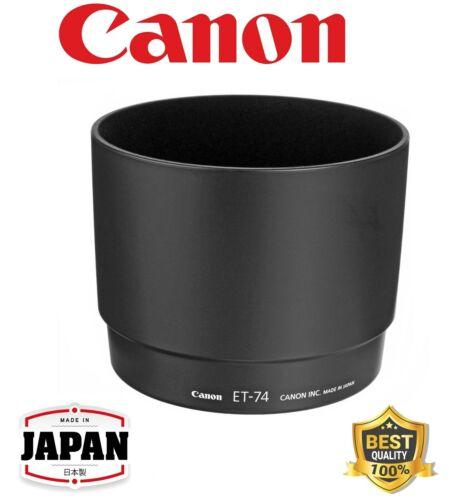 Canon ET-74 Paraluce per Obiettivo 70-200mm F4L EF STOCK Regno Unito