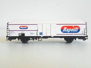 MARKLIN-HO-carro-meci-refrigerante-Rapelli-FS-cod-4733-box-originale