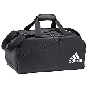 186ba9f960e4 Das Bild wird geladen Sporttasche-Adidas-Teambag-Footballbag-Groesse-L- Reisetasche-Freizeittasche-