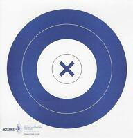 G-60a [ay-60] 6 Archery Target, 1-1/2 Center Circle With With x (qty. 50)