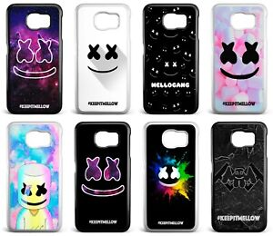 Details about Marshmello DJ Music #KeepItMello Cool Phone Case Cover for  Samsung S6 S7 S8 S9+
