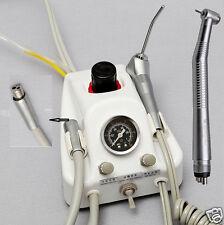 Portable Dental Turbine Unit No Compressorhigh Speed Handpiece 4hole Nsk