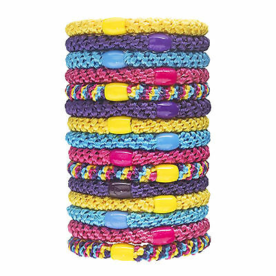 L Erickson Grab And Go Pony Tube Hair Ties In Key West